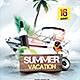 Summer Vacation - GraphicRiver Item for Sale