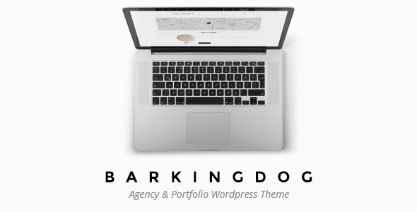 BarkingDog – Agency & Portfolio WordPress Theme