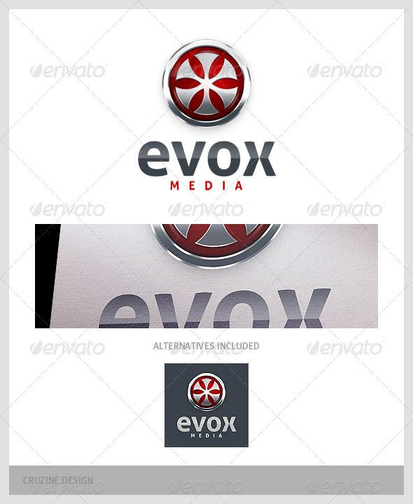 Glossy Metalic Logo - Symbols Logo Templates