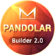 Pandolar - Responsive Email + TemplateBuilder - ThemeForest Item for Sale