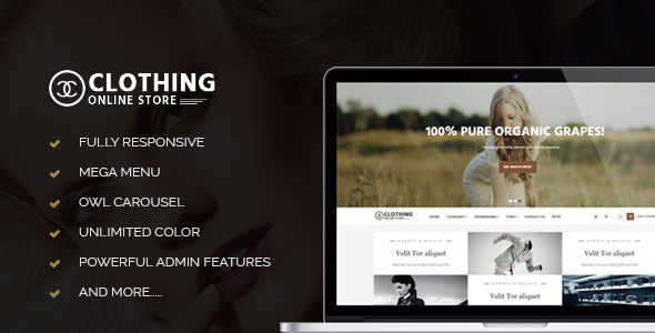 Leo Clothing Prestashop Theme - Fashion PrestaShop