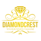 Diamond Crest Logo - GraphicRiver Item for Sale