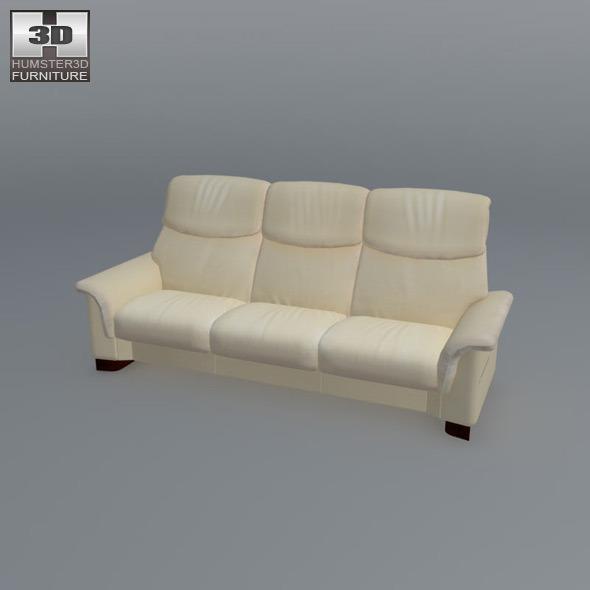 Paradise 3-seat sofa - Ekornes Stressless