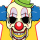 Skull Clown - GraphicRiver Item for Sale