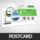 Green Energy Business Postcard Template - GraphicRiver Item for Sale