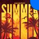 Retro Summer Party Flyer Template Vol. 2