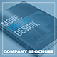 Company Brochure Vol.3 - GraphicRiver Item for Sale