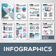 Infographic Brochure Vector Elements Kit 15 - GraphicRiver Item for Sale