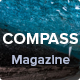 Compass - Magazine Theme for WordPress  - ThemeForest Item for Sale