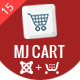 Mj Cart - Responsive Virtuemart Template Nulled