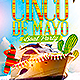 Cinco De Mayo Boat Party Flyer - GraphicRiver Item for Sale