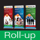 Multipurpose Business Roll-Up Banner Vol-10 - GraphicRiver Item for Sale
