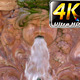 Fountain and Ancient Statue in Frankfurt  - VideoHive Item for Sale