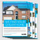 Real Estate Flyer 2 - GraphicRiver Item for Sale