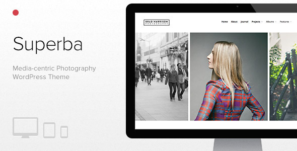 Top 30+ Best Photography WordPress Themes of [sigma_current_year] 6