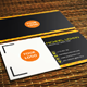 Creative Business Card V.1 - GraphicRiver Item for Sale