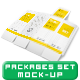 Multipurpose Package / Box Mock-ups - GraphicRiver Item for Sale