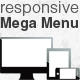 responsive Mega Menu for Bootstrap
