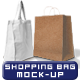 Paper & Cotton Shopping Bag Mockup - GraphicRiver Item for Sale