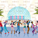 Young People Dancing In a Club - GraphicRiver Item for Sale