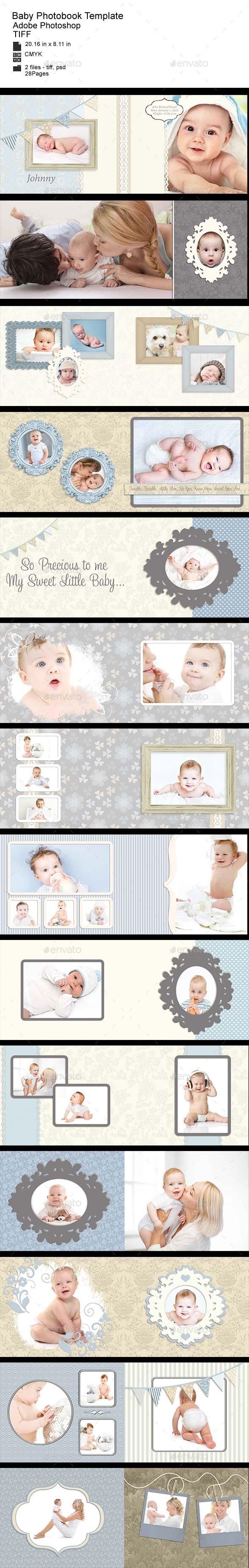 Baby Photobook / Album