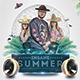 Insane Sumer Party Template - GraphicRiver Item for Sale