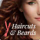 Haircuts & Beards - Barbershop & Hair Salon Nulled