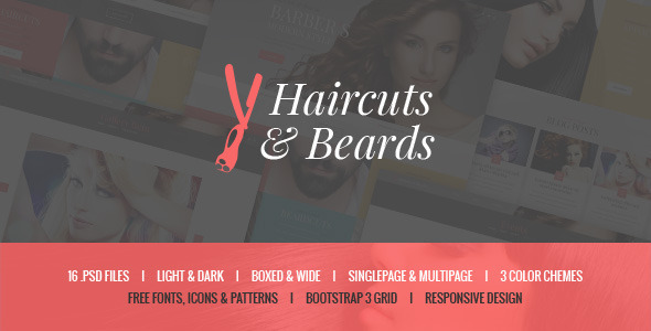 Haircuts & Beards – Barbershop & Hair Salon