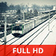Winter Train - VideoHive Item for Sale