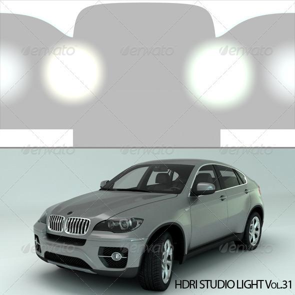 HDRI_Light_31 - 3DOcean Item for Sale