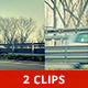 On the Side of the Highway - VideoHive Item for Sale