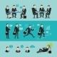 Teamwork Set - GraphicRiver Item for Sale
