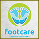 Foot Care - Logo Template - GraphicRiver Item for Sale