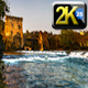 Medieval Village On River - VideoHive Item for Sale