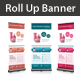 Product Promotion Rollup Banner