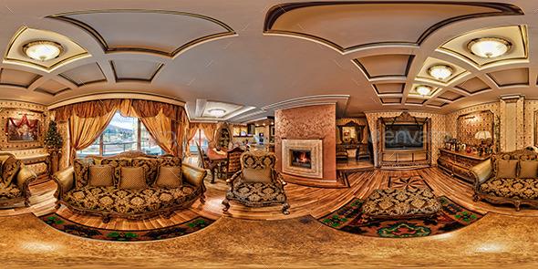 Luxury apartment environment - 3DOcean Item for Sale