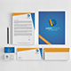 Clean Stationary & Identity Templates (PSD) - GraphicRiver Item for Sale