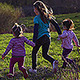 Children is Running  - VideoHive Item for Sale