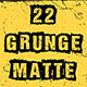 22 Grunge Matte - VideoHive Item for Sale