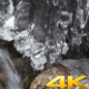 Melting Ice and Water Drops on the Stream - VideoHive Item for Sale