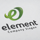 E letter - element Logo - GraphicRiver Item for Sale
