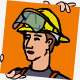 Talking Character - Fireman - VideoHive Item for Sale