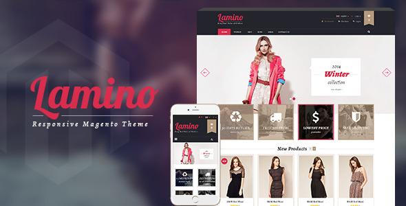 SNS Lamino – Responsive Magento Theme