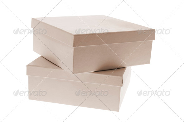 Stack of Gift Boxes - Stock Photo - Images