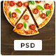 Food & Pizzeria - Ultimate Delivery PSD Template Nulled