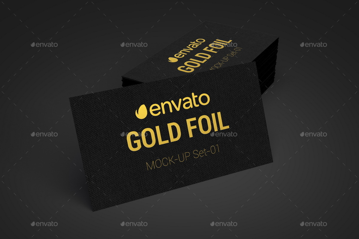 Business Card Mock-UP by sarapultsev | GraphicRiver