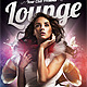 VIP Lounge Party Flyer Template