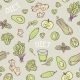 Vegetables Seamless Pattern - GraphicRiver Item for Sale