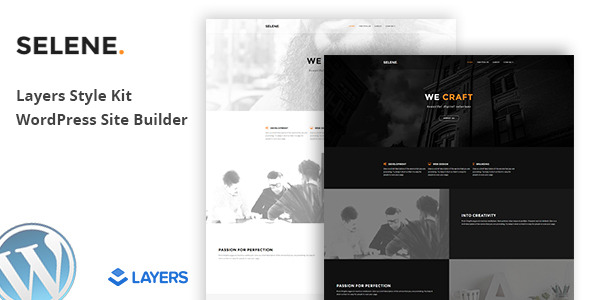 Download Sourcode              Selene - Layers WordPress Style Kit nulled version