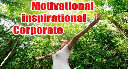 Motivational Inspirational Corporate